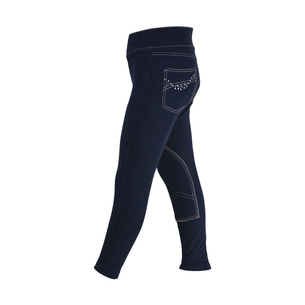 Hy Eccleston Diamante Children's Leggings
